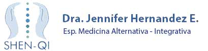 Dra. Jennifer Hernandez Eraso - Especialista Medecina alternativa